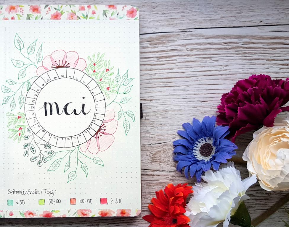 Bullet-Journal-Mai-Flowers
