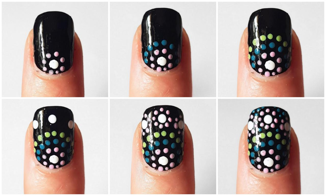 Dotticure Nailart Tutorial