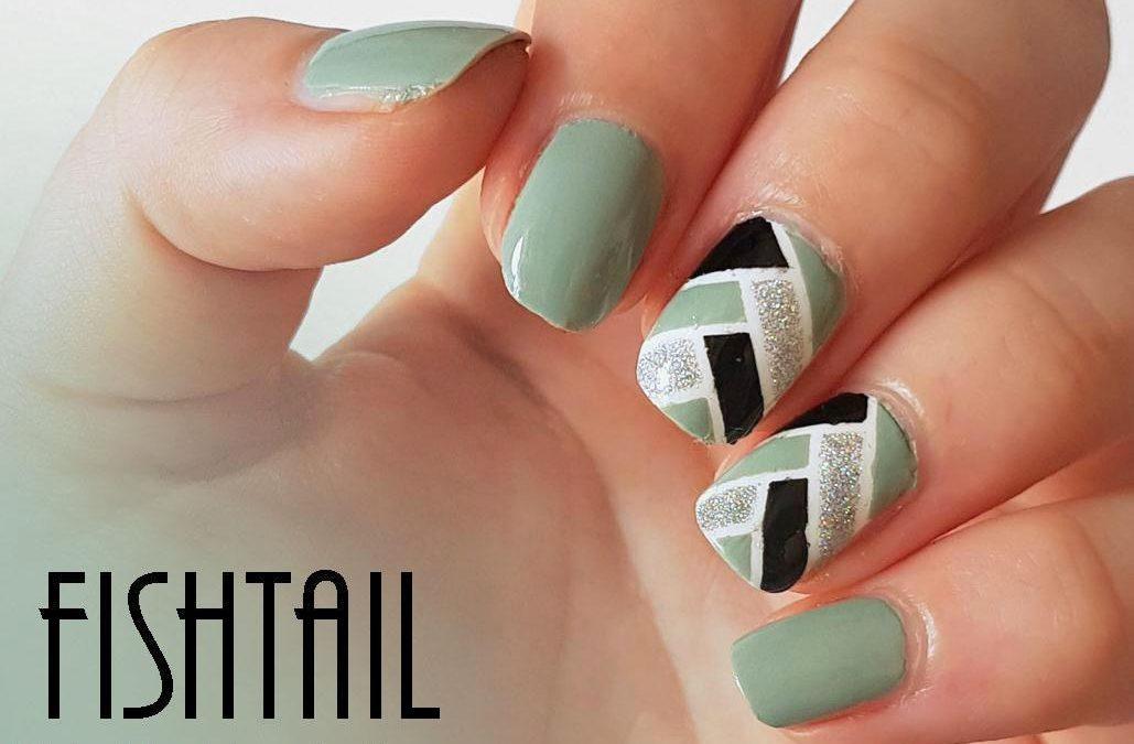 frischlackiertchallenge-fishtail-nailart