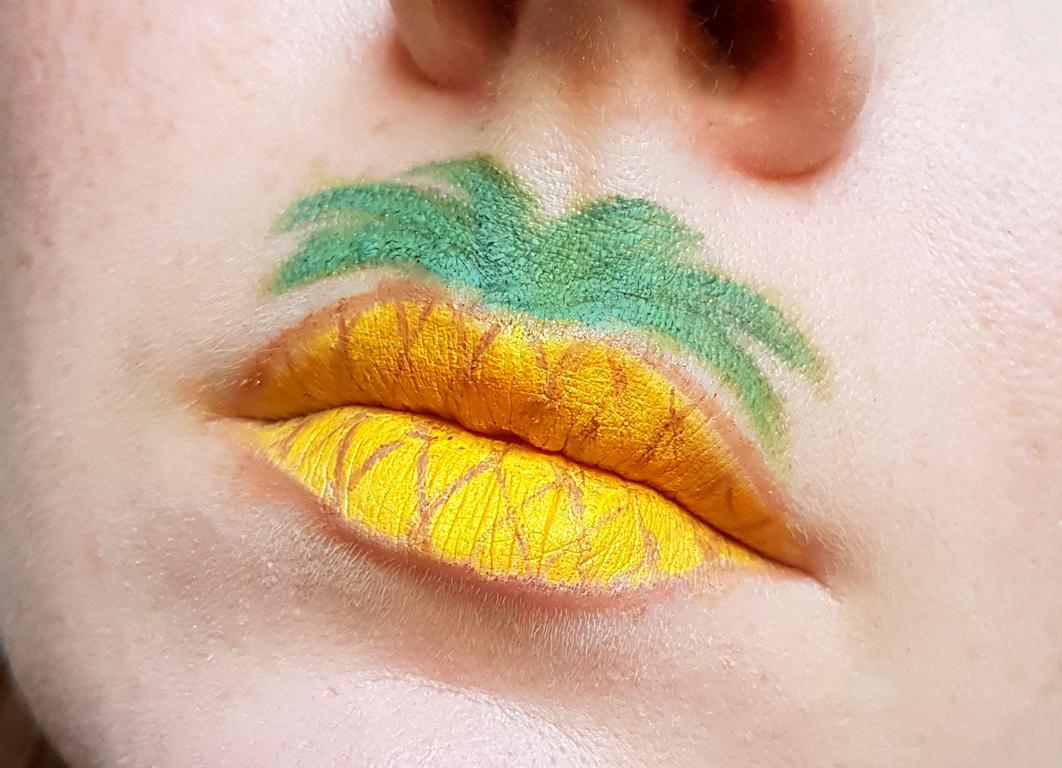 Ananas Lipart
