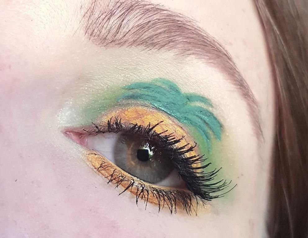 Ananas Makeup