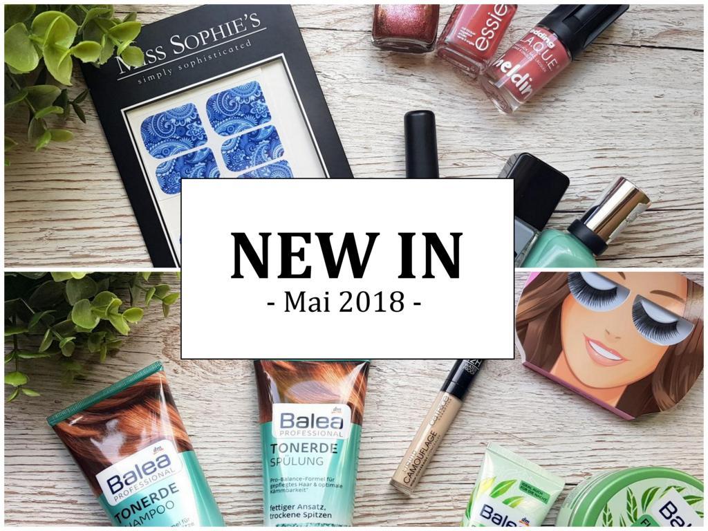New In Mai 2018