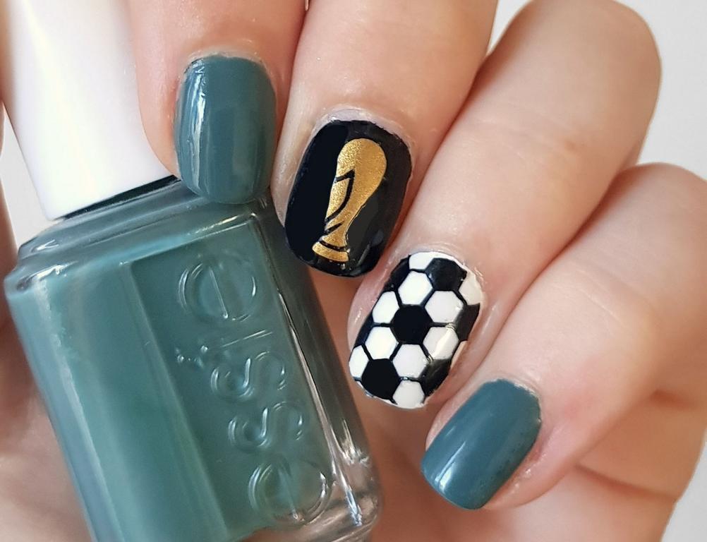 Fußballnägel