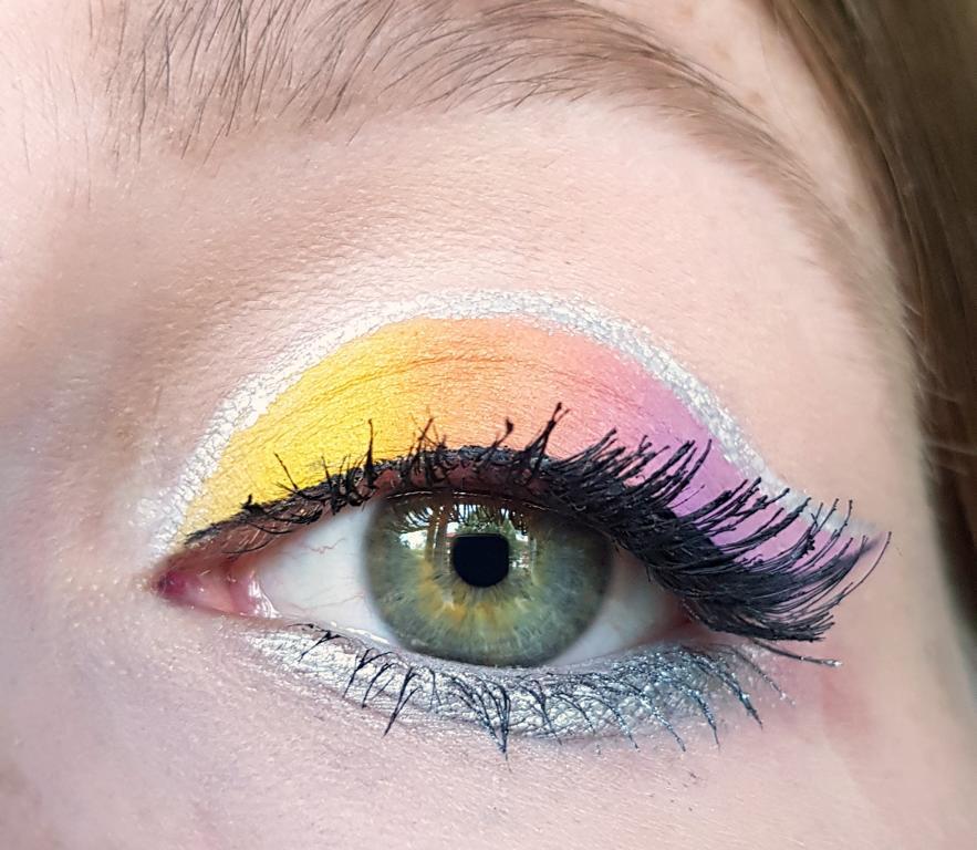 Make-up Sonnenuntergang Gradient