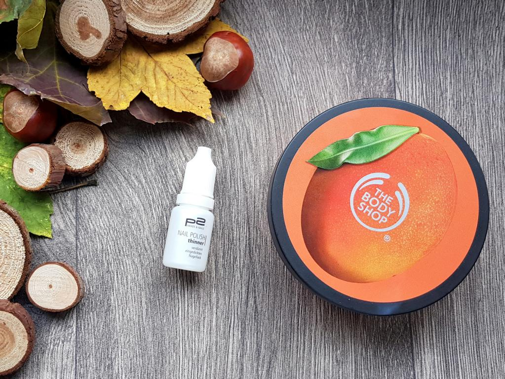 New In The Body Shop