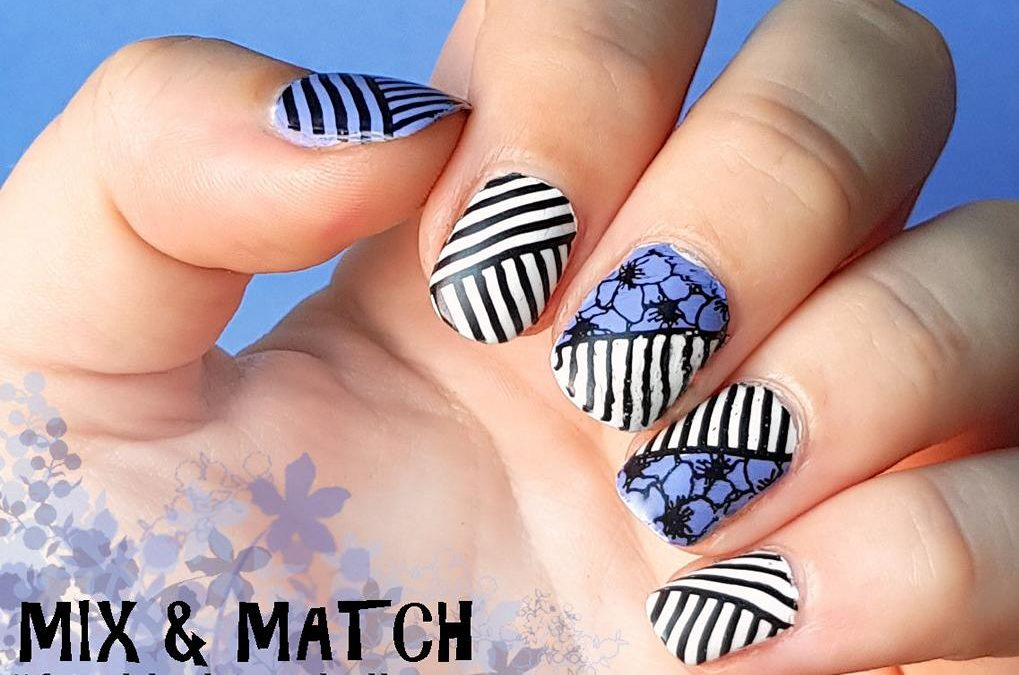 Mix & Match-Nailart