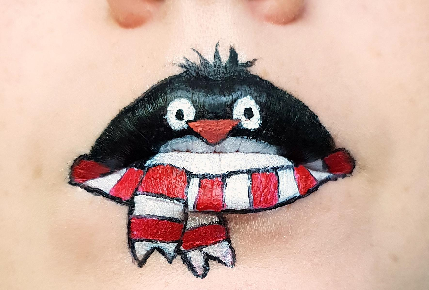 Pinguin Lipart