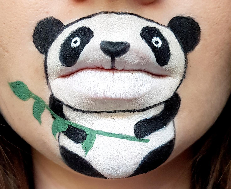 Panda Lipart