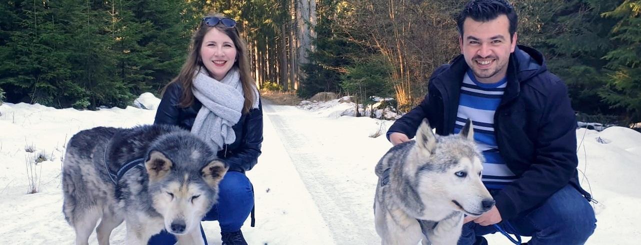 Huskywanderung Reisehover (2)