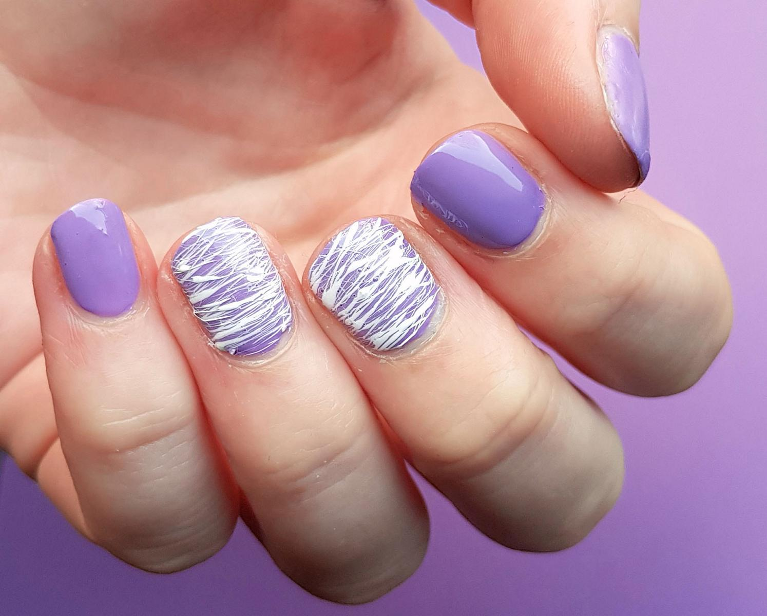 Sugar Spun Nails