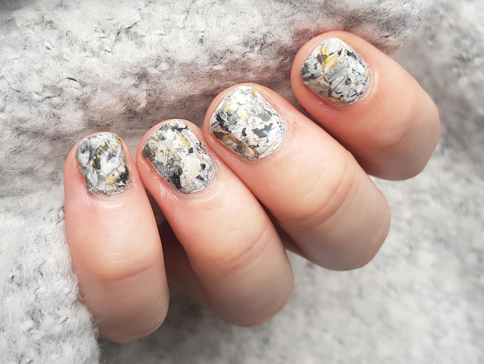 Stamper Marble