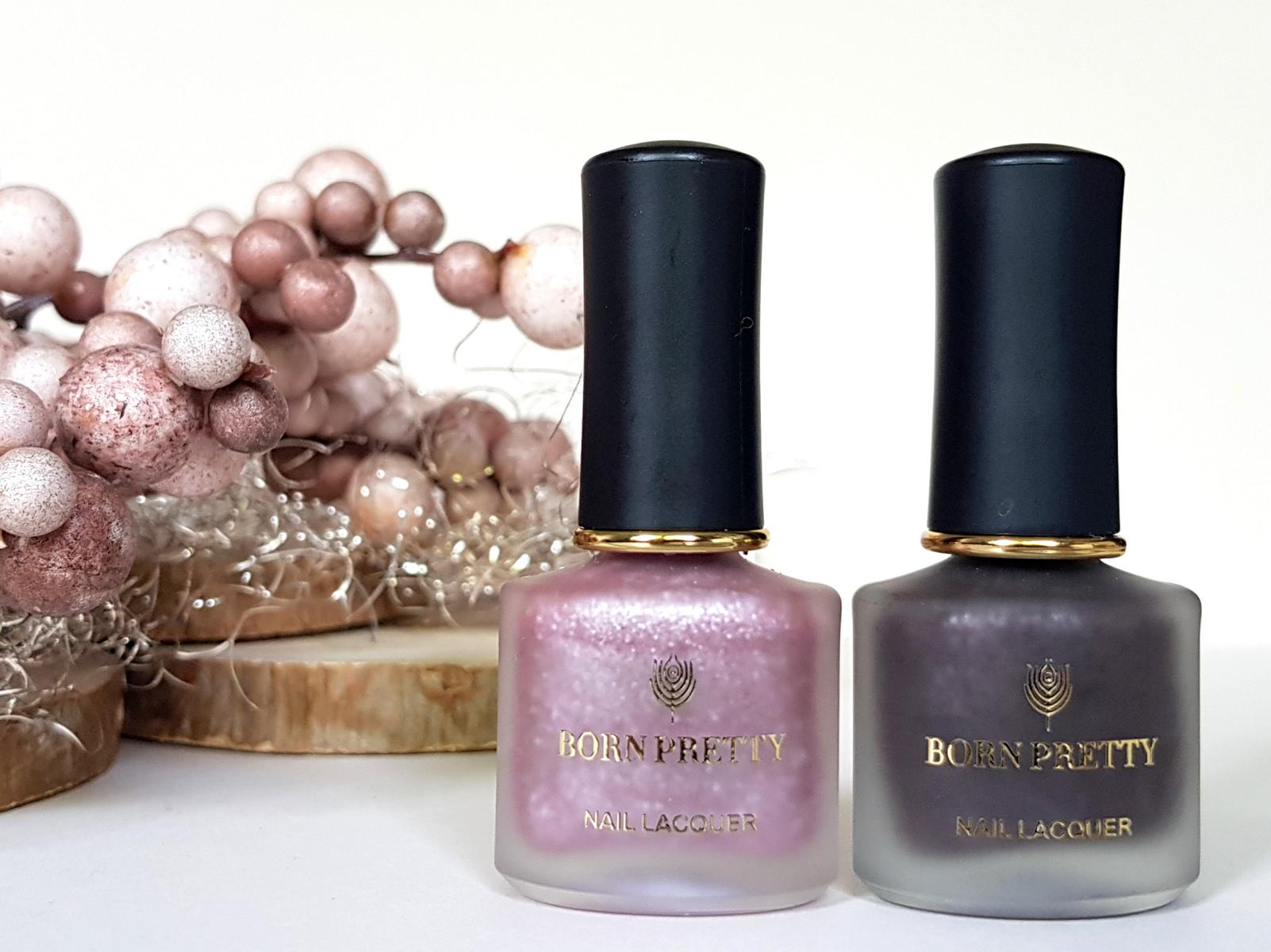 Born Pretty Pearlescent Matte Nailpolish