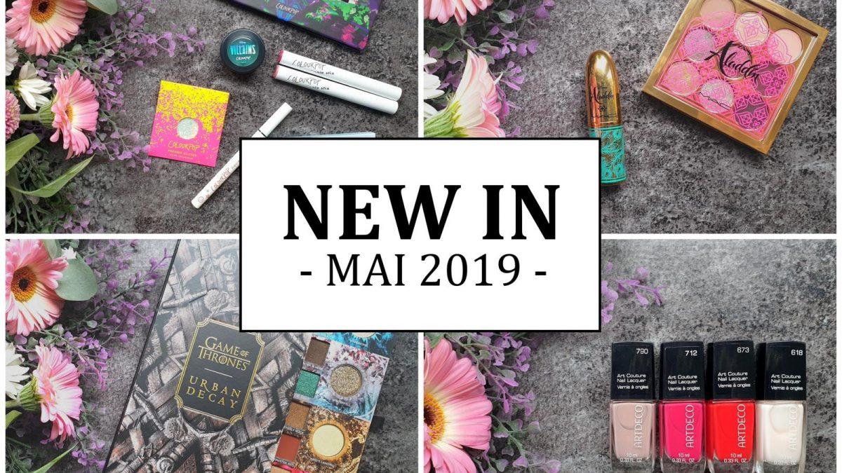 New In Mai 2019