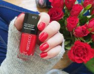Artdeco Art Couture Nail Lacquers Red Volcano