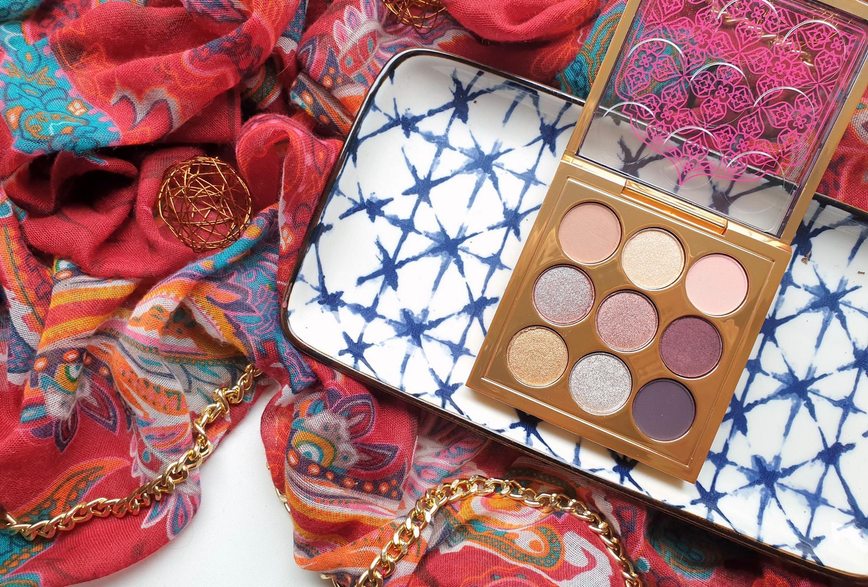 Mac Aladdin Kollektion Eyeshadow Palette Princess Jasmine