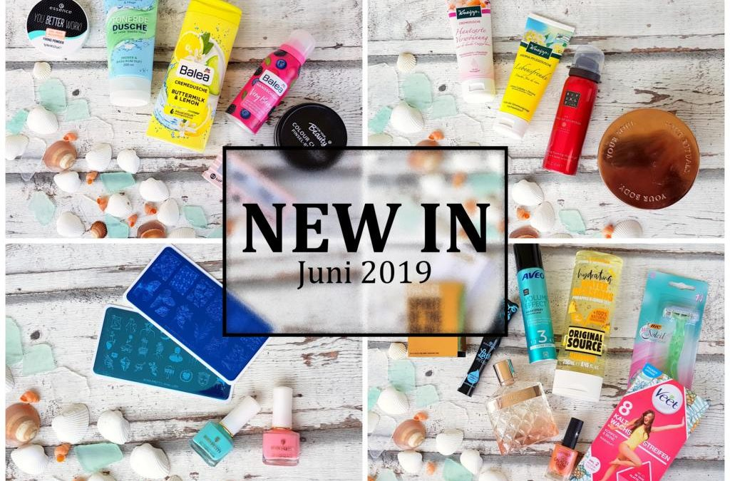 New In Juni 2019