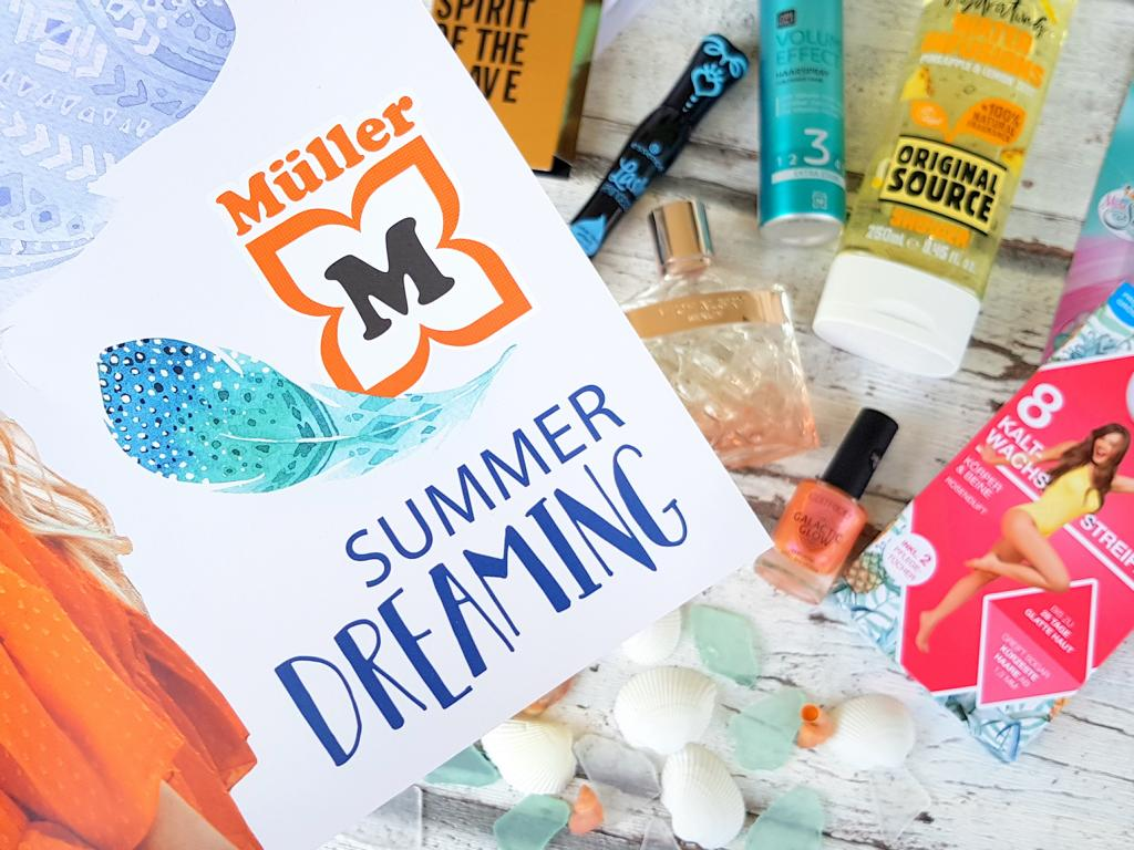 Müller Look Box Summer Dreaming Edition