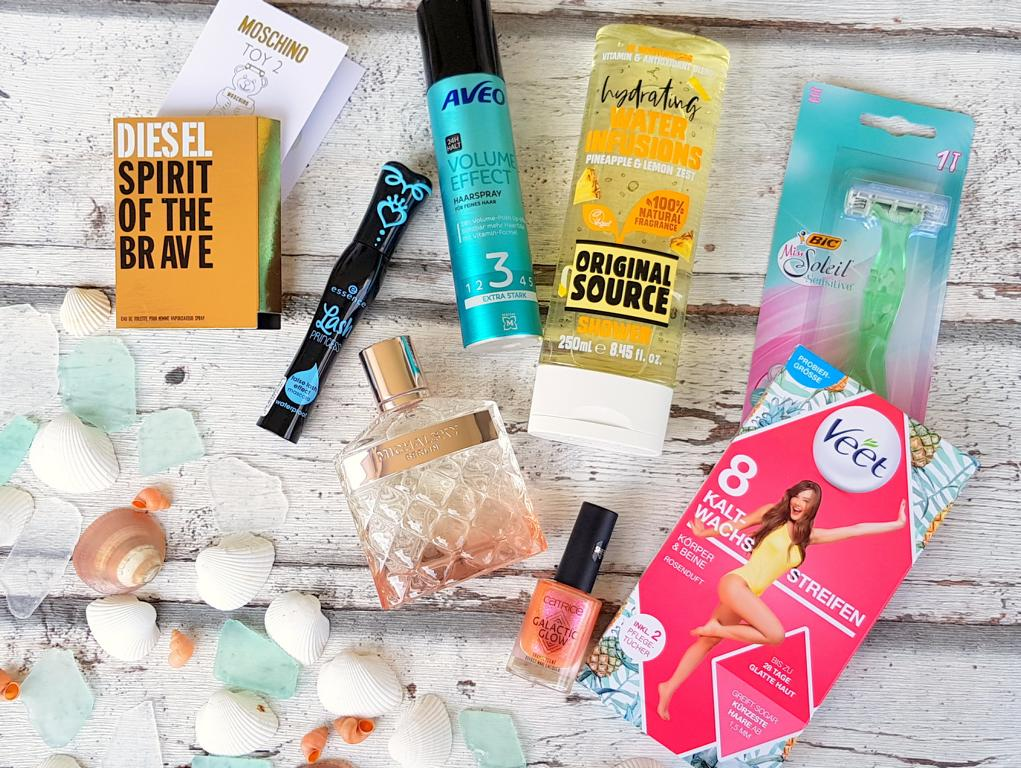 New In Müller Look Box