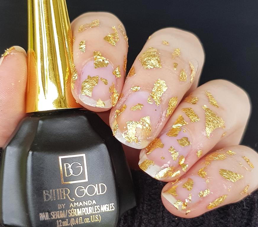 Golden Nails Serum
