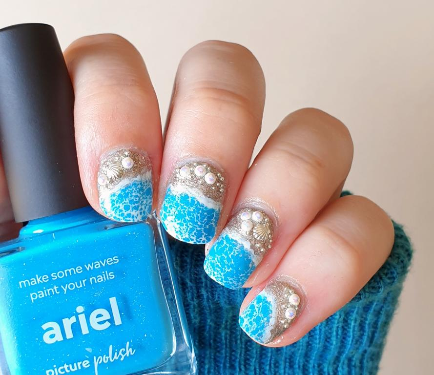 Picture Polish Ariel Nailart