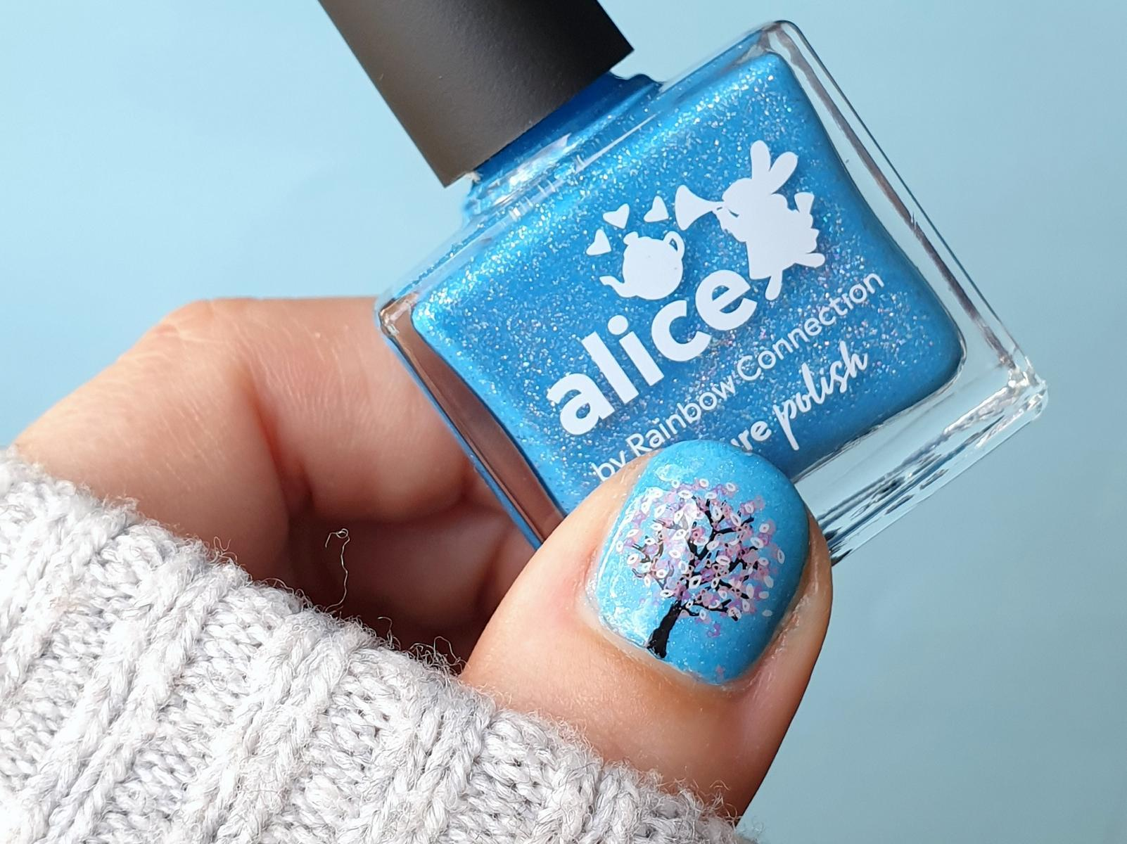 Alice picture Polish Nails