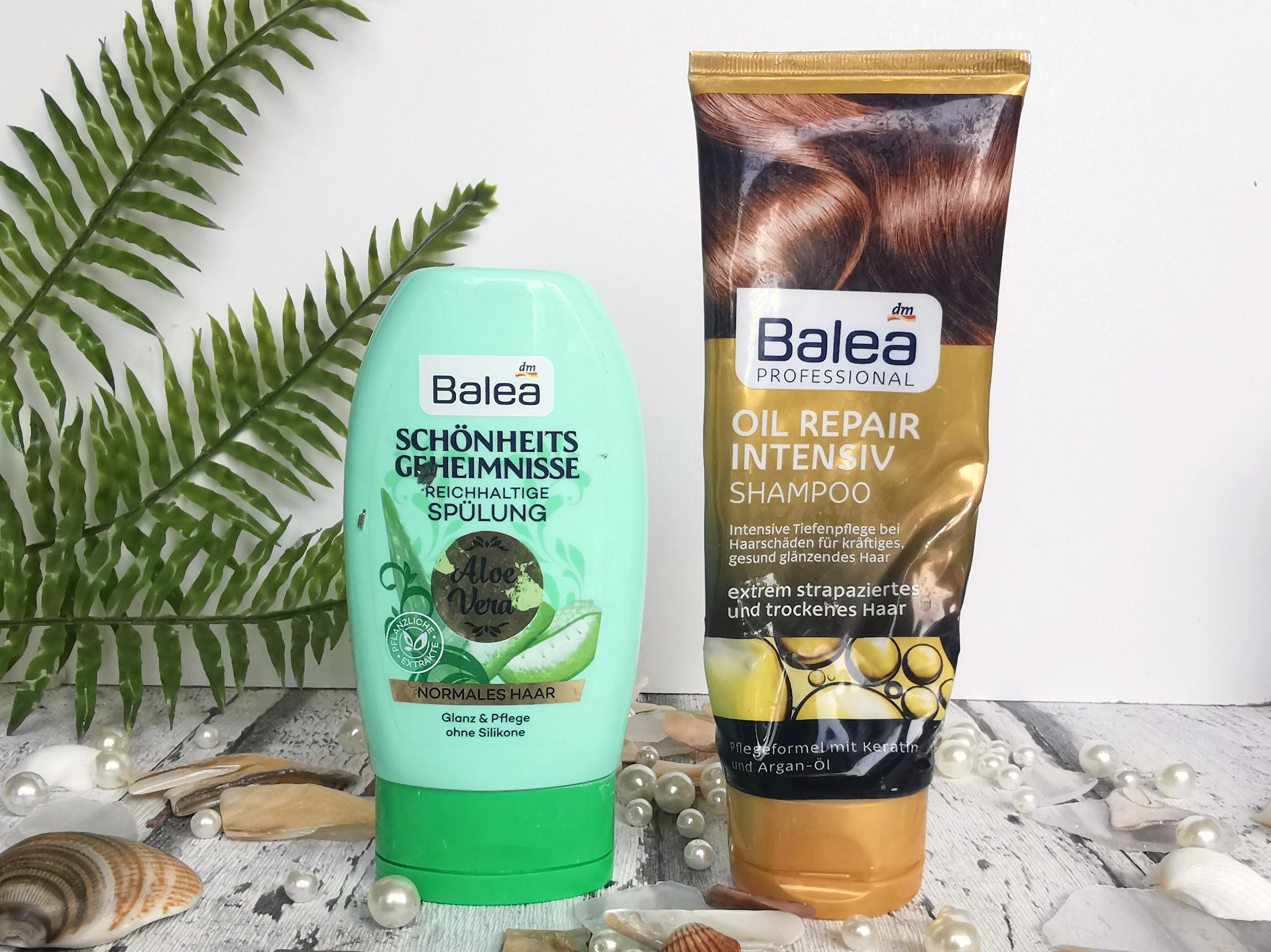 Aufgebraucht Haarprodukte
