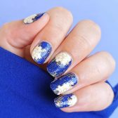 Porcelaine Nailart mit Picture Polish