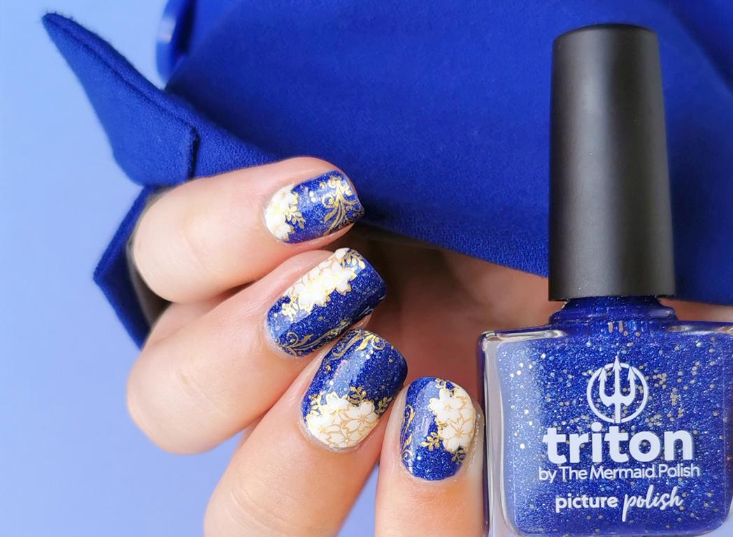 Triton Picture Polish Nailart