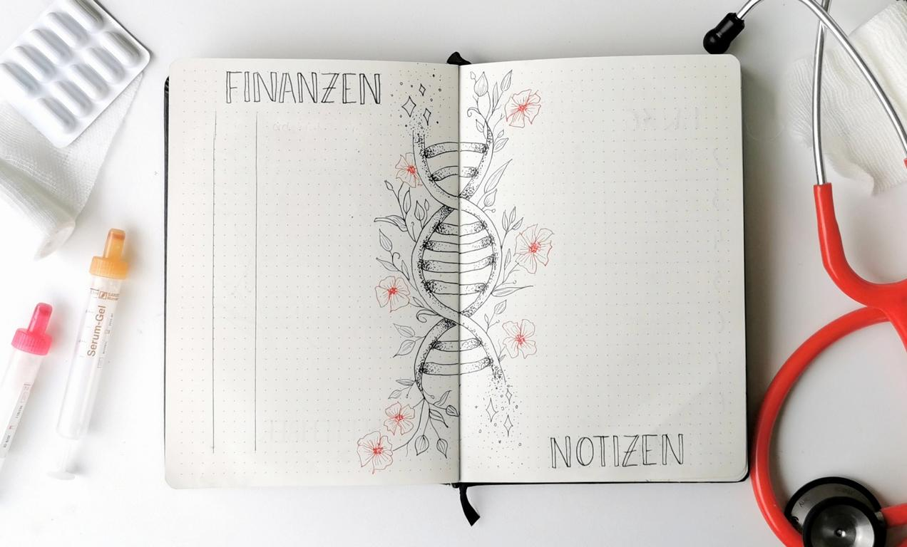 Bullet Journal Medizin