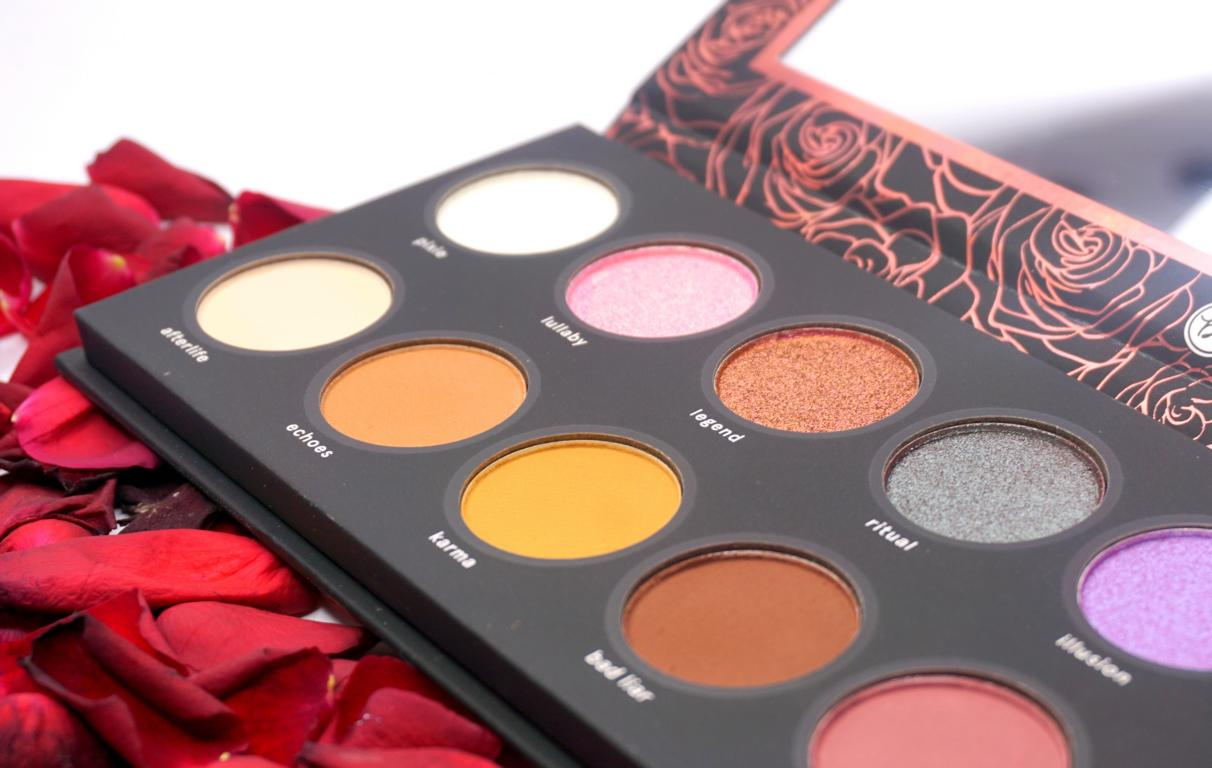 1991 Eyeshadow Palette bhcosmetics