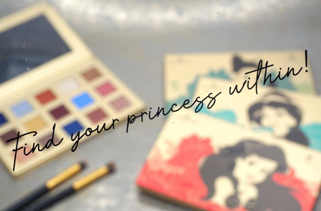 essence Disney Princess Eyeshadow Palettes