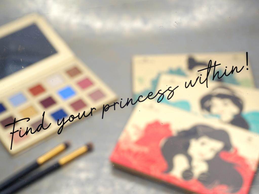 essence Disney Princess Eyeshadow Palettes