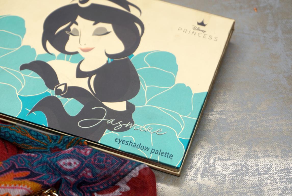 essence Disney Princess Eyeshadow Palettes Jasmine