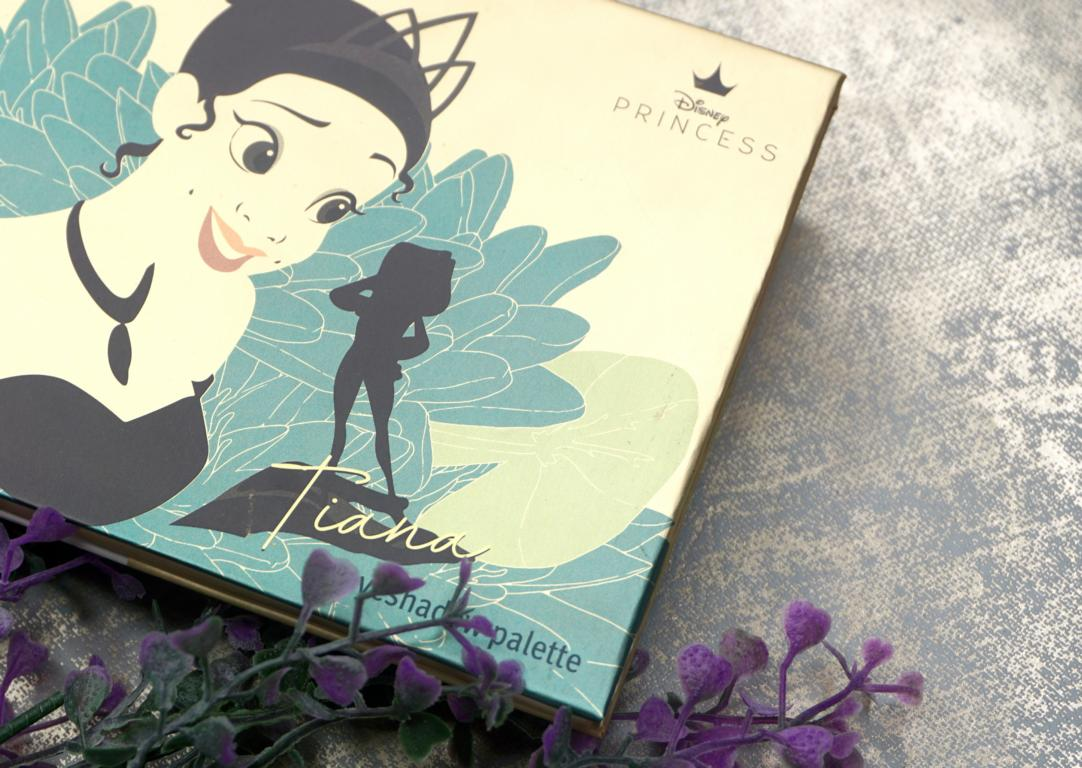 essence Disney Princess Eyeshadow Palettes Tiana