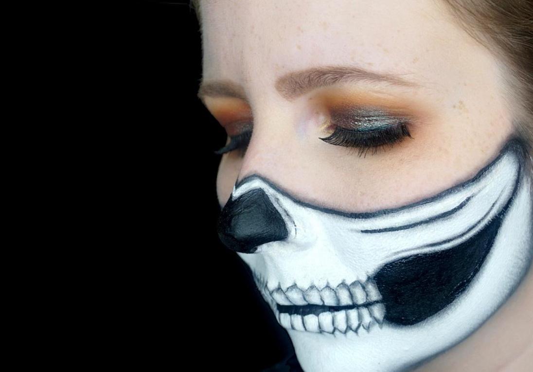 Skull Make-up