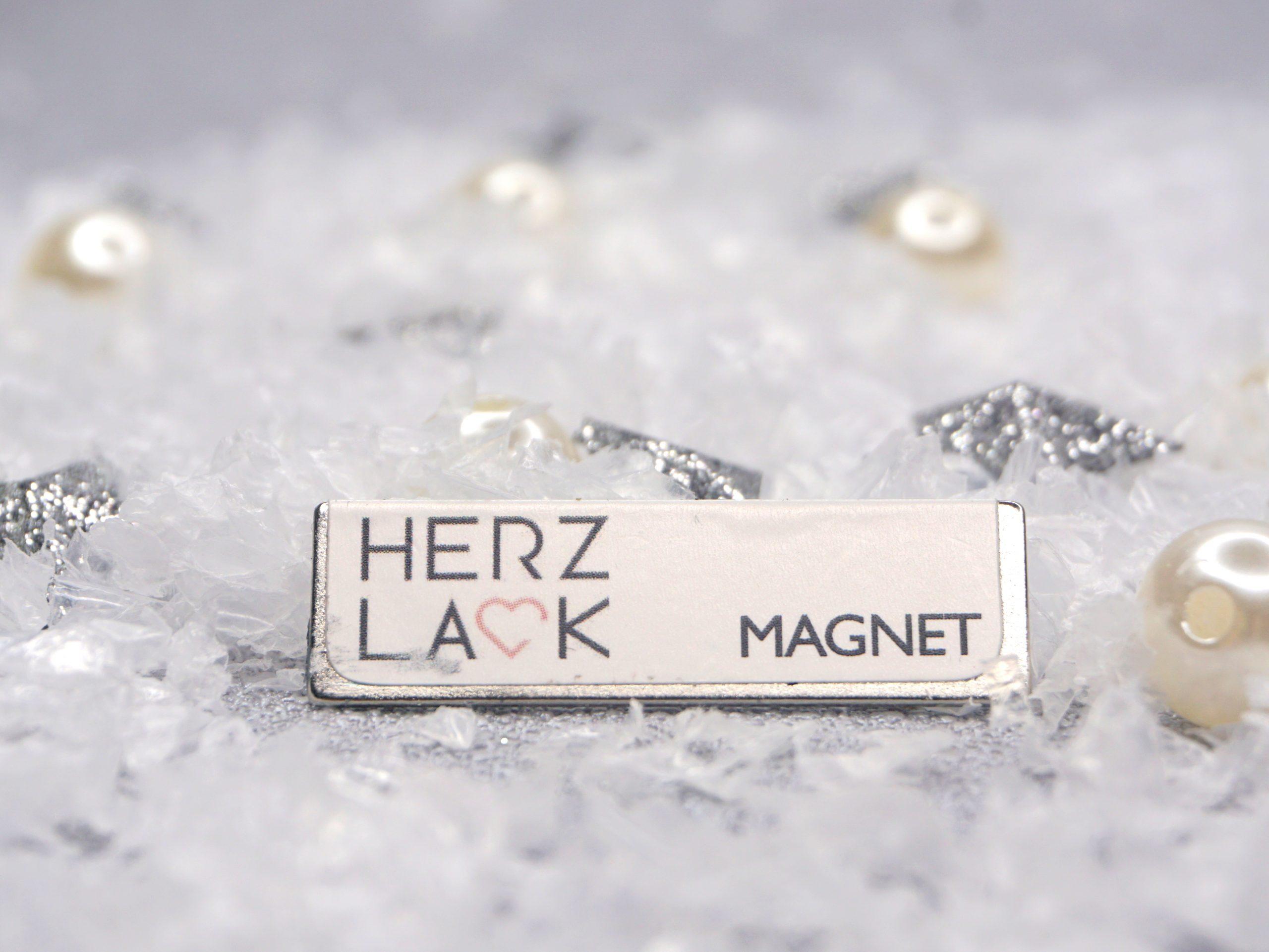 Herzlack Adventskalender Magnet