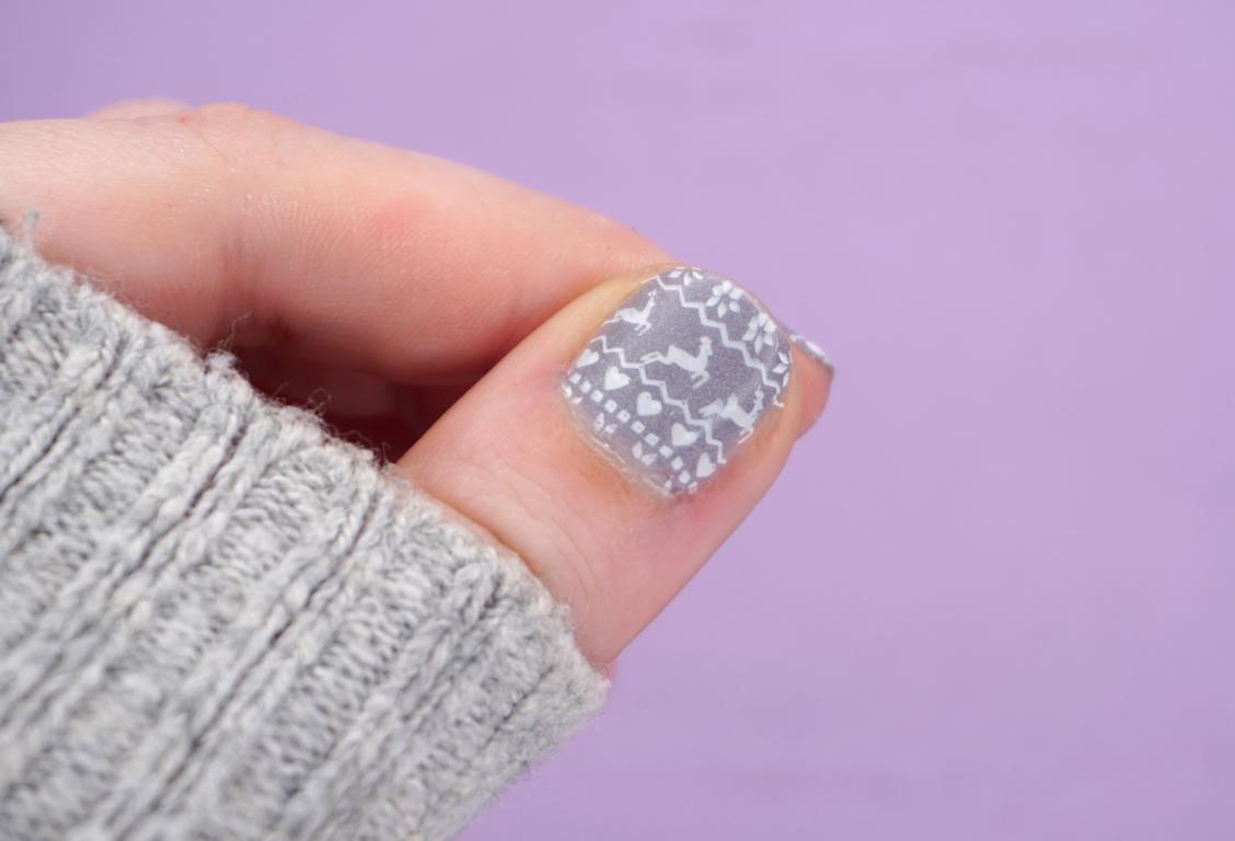 Rentier Stamping Nails