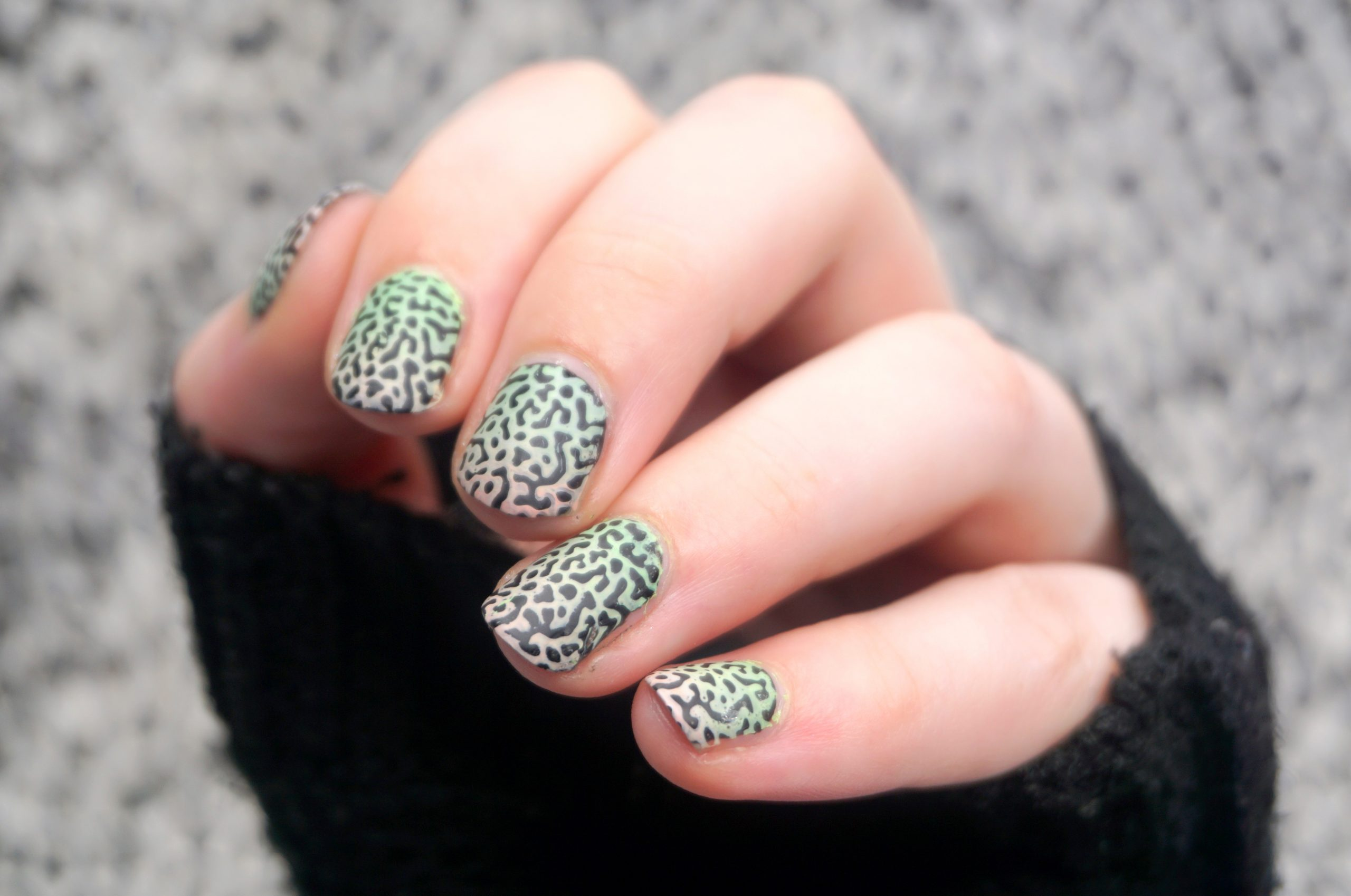 Stamping Gradient