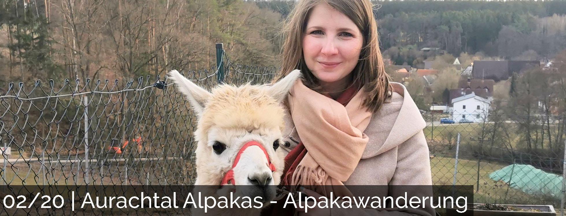 Alpaka-Wanderung (2)