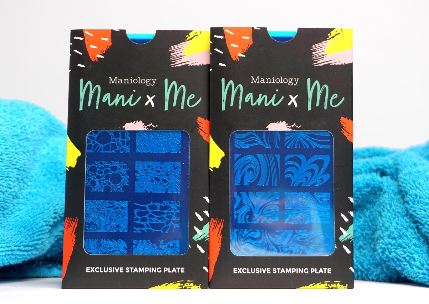Mani X Me Box Mai 2020 Waterproof