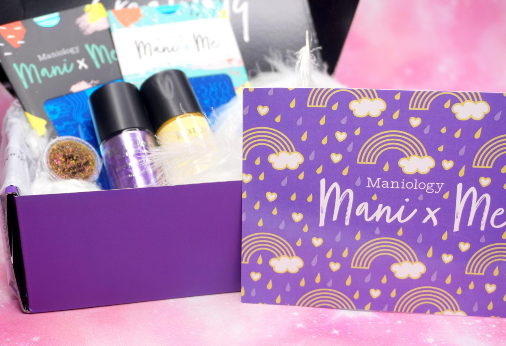Mani X Me Box Untamed Edition