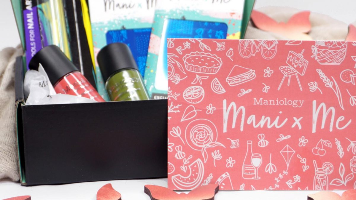 August Mani X Me Box