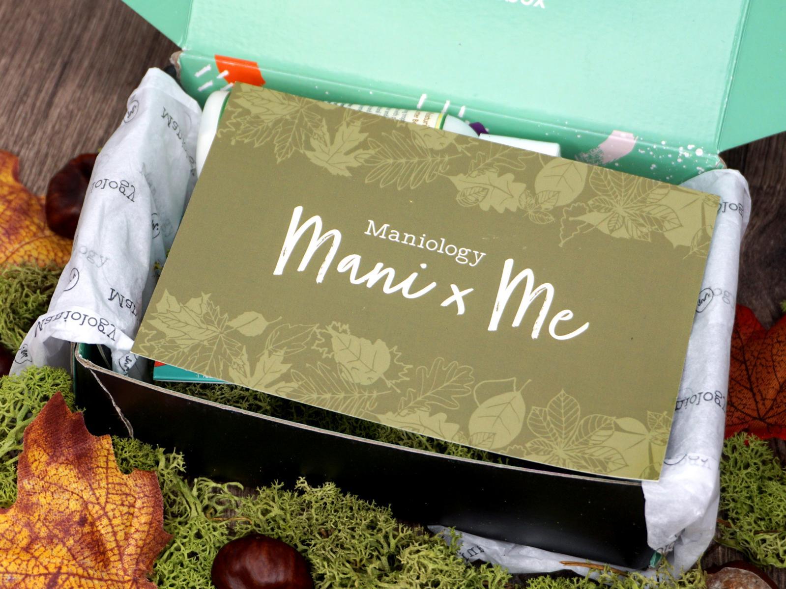 Oktober Mani X Me