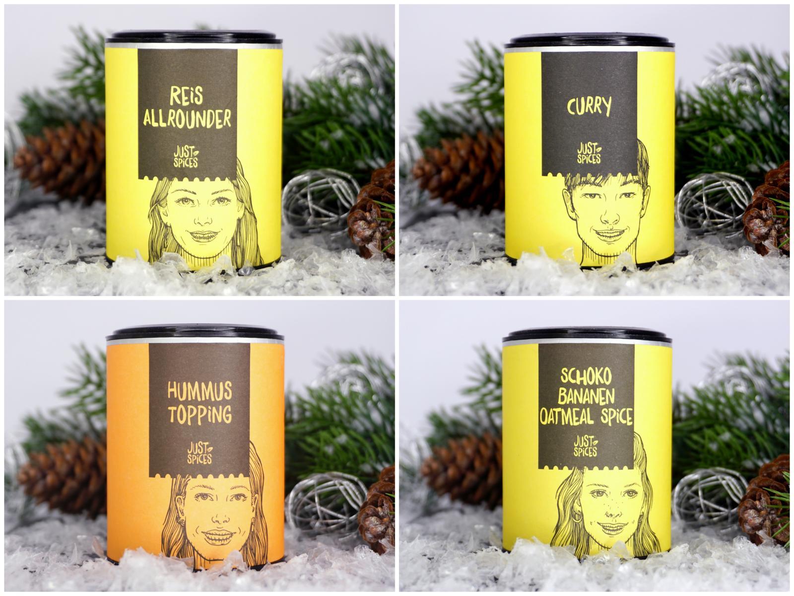 Just Spices Adventskalender 2020