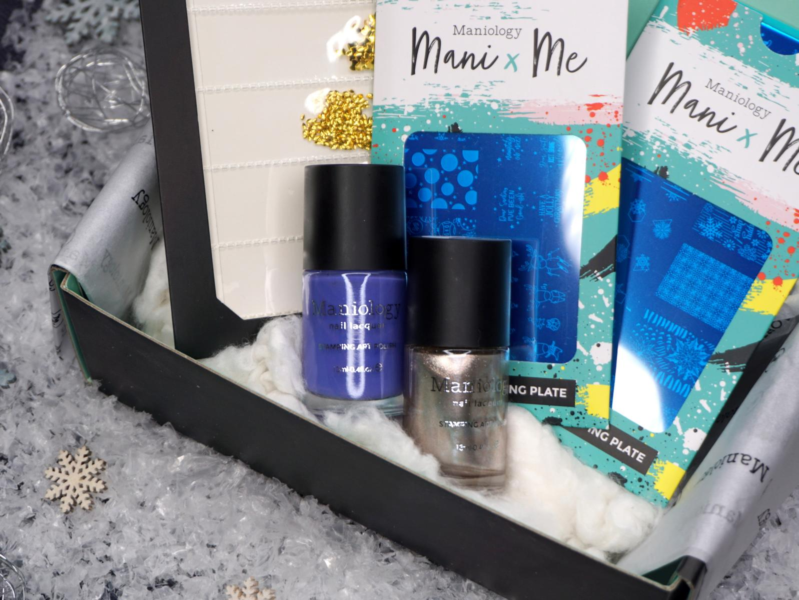 Nailstamping Box Mani X Me November