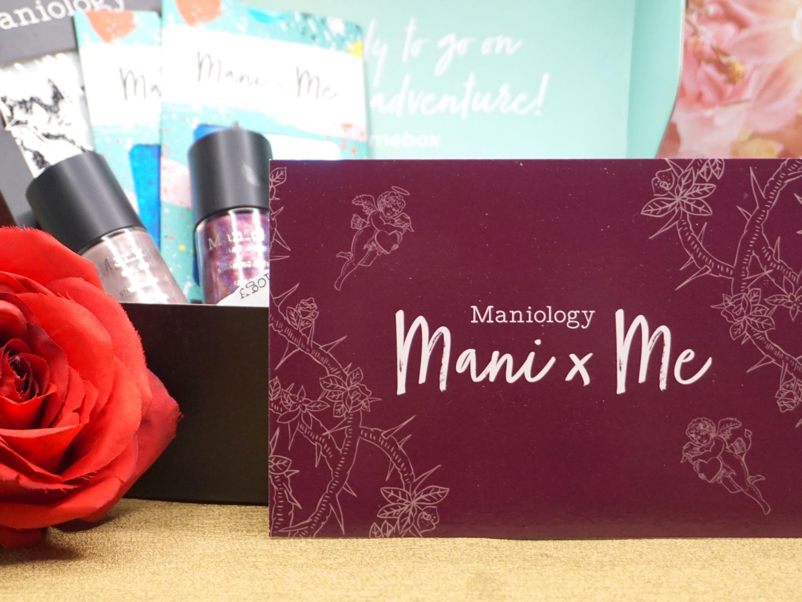 Mani X Me Januar Nailstamping Box