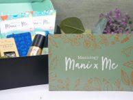 Mani X Me Aromatherapy Box